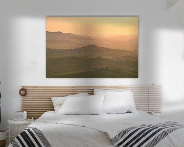 La Morra, Italy van Thomas Bartelds
