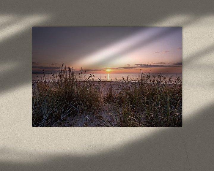Beispiel: Ostseeküste von Sergej Nickel