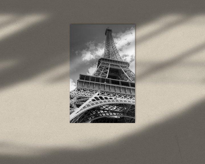 Sfeerimpressie: Eiffeltoren Parijs van Mark Bolijn