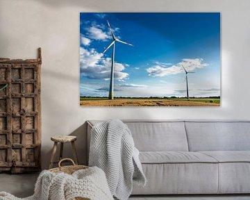 windturbines van Günter Albers