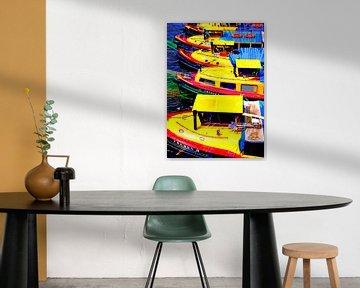 Rundfahrtboote von Leopold Brix