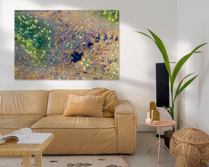 Sfeerimpressie: Colors of nature van Jeroen Kleiberg