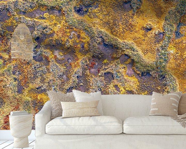Sfeerimpressie behang: Colors of nature van Jeroen Kleiberg