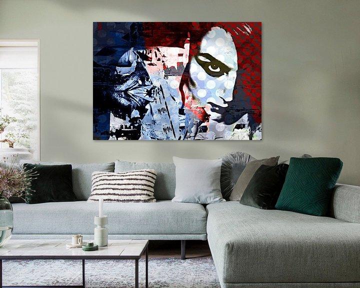 Beispiel: Blue lady von PictureWork - Digital artist