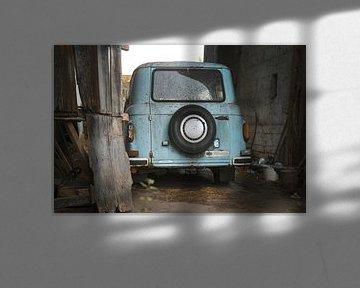 verlassenes Auto von Kristof Ven