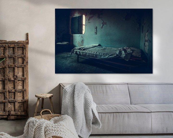 Beispiel: Die blaue Nacht von Tamara de Koning