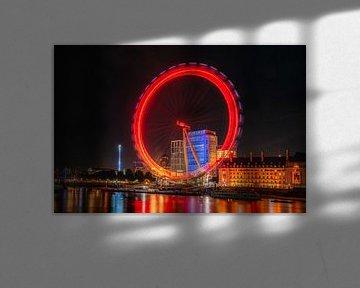 London Eye van Joris Pannemans - Loris Photography