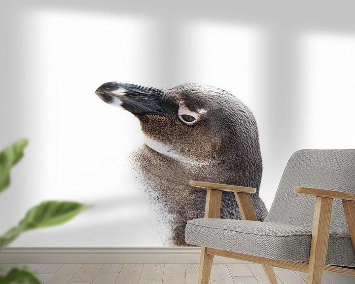 Beispiel fototapete: Stolz wie ein Pinguin von John Stijnman