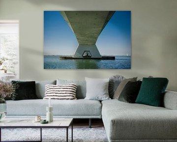 Pont de Zélande sur Adri Vollenhouw