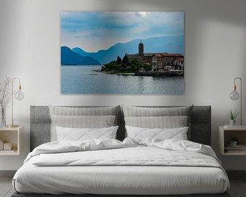 Comer See, Italien von Eliberto