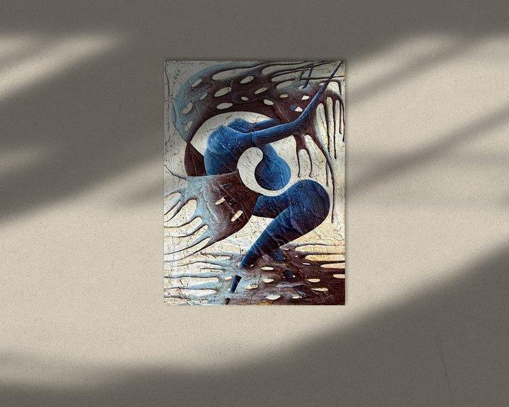 """Beispiel: """"Befreiungstanz"""" by Petra Rivers von Petra Rivers"""
