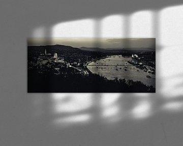 Panorama Budapest von Keserű Collective