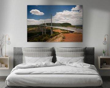 Das beeindruckende Millau-Viadukt