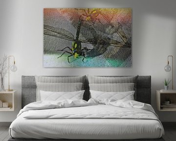 Libelle, Libelle von YVON Bilderbeek