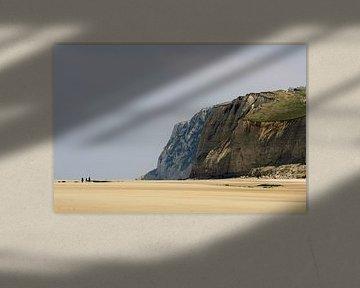 Wissant - Normandië / Frankrijk van Andreas Wemmje