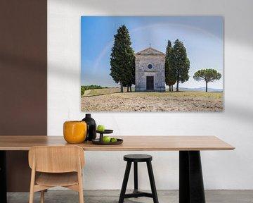 Toscaanse kapel van Kristof Ven