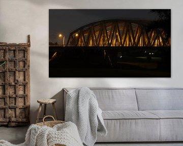 le pont sur Danny van Zwam