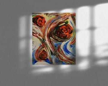 Wild Rose van Jose Beumers