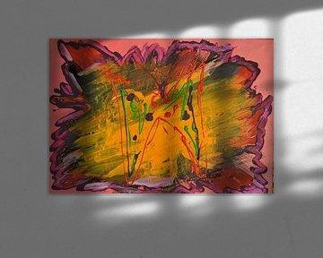 butterfly van Jose Beumers