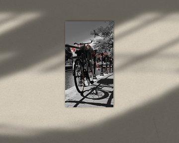 Rotes Amsterdam von Tim Briers