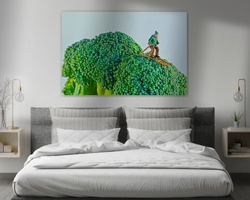 Brocoli-Hang von Ellen Pruiksma