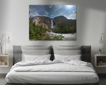takakkaw falls| Kanada von Wilbert Van Veldhuizen