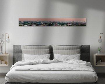 Panoramabild Groningen, Niederlande