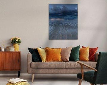 Licht aan de horizon! van Karin de Bruin