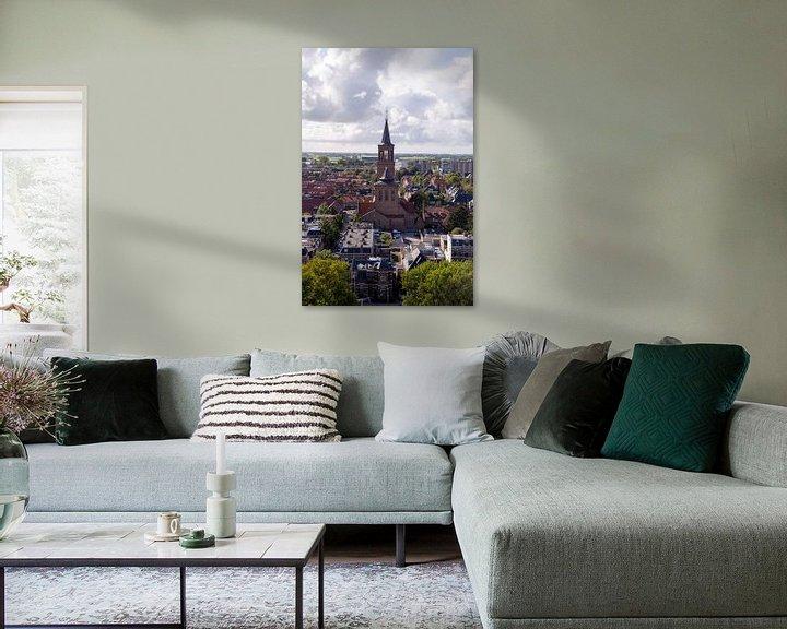 Beispiel: Kirche St. Dominikus in Leeuwarden von Sander de Jong