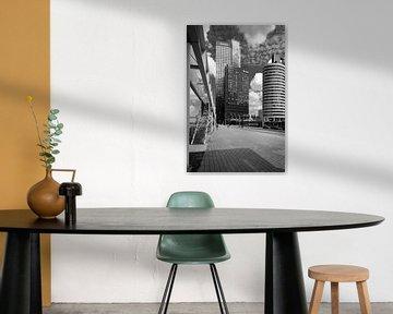 Deloitte gebouw in Rotterdam van Remco-Daniël Gielen Photography