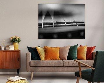 Over de brug van Martijn Wit