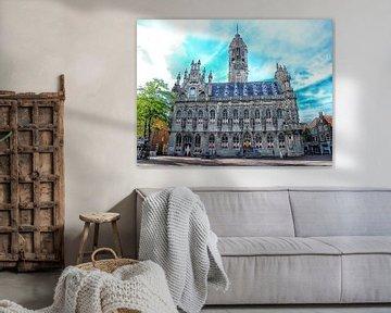 Mairie de Middelburg sur Jessica Berendsen