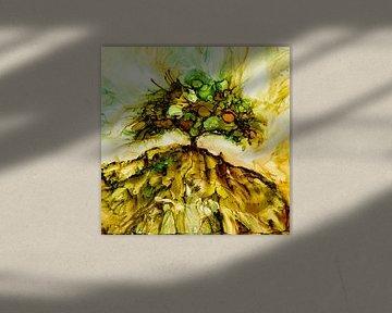 Baum 8 von Agnieszka Zietek