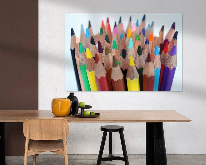 Sfeerimpressie: Kleur bekennen van Tesstbeeld Fotografie