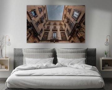 Appartements in Barcelona von Joost Lagerweij