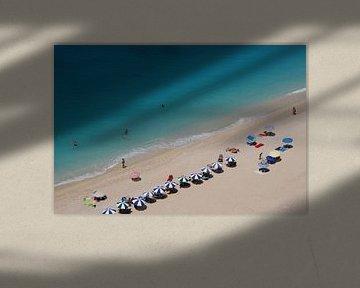 Zon, zee en strand: Griekenland van BTF Fotografie