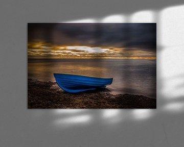 Das blaue Boot von Marcus Lanz
