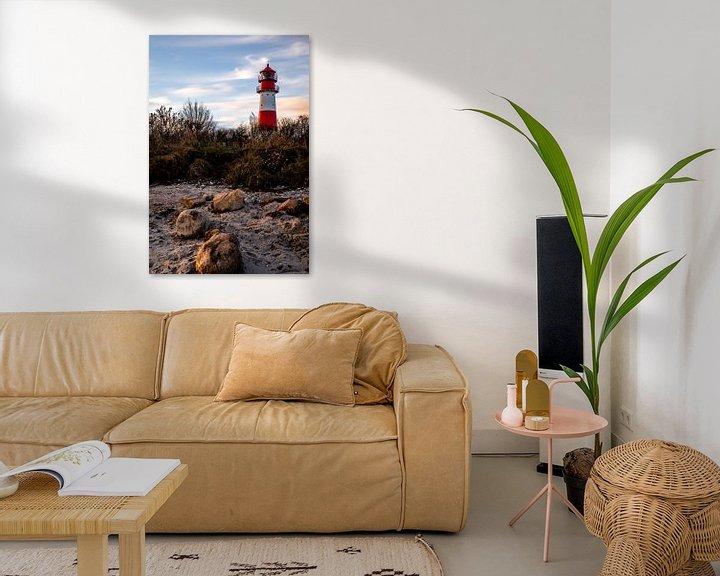 Beispiel: Der Leuchtturm von Jens Sessler