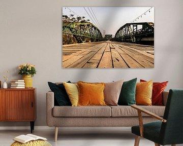 'Memorial bridge Pai' van Femke Ketelaar