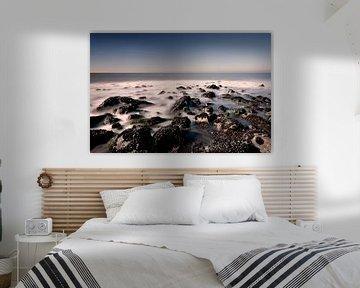 De Nederlandse kust van Tammo Strijker