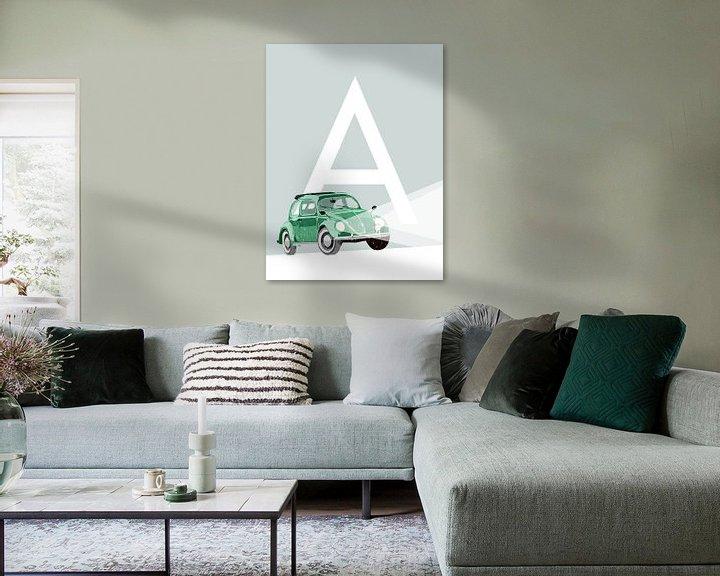 Beispiel: A - Auto von Goed Blauw