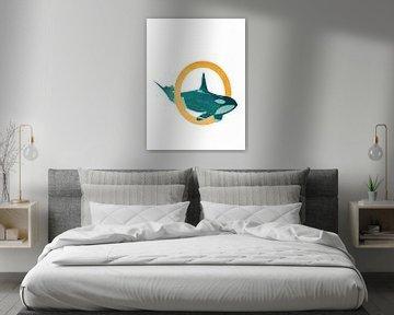 O - Orca von Goed Blauw