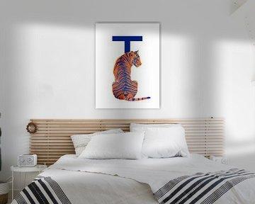 T - Tiger von Goed Blauw