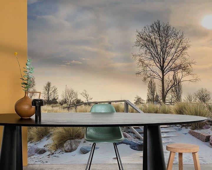 Beispiel fototapete: Ostseeromantik von Werner Reins