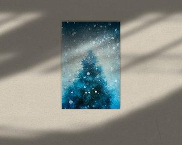 winterboom van Dirk Wüstenhagen