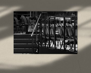 Het trapje van Dominique Stevens