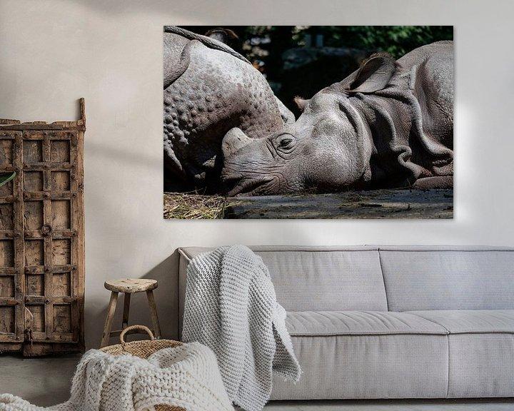 Beispiel: Schlafende Riesen von Lianne van Dijk