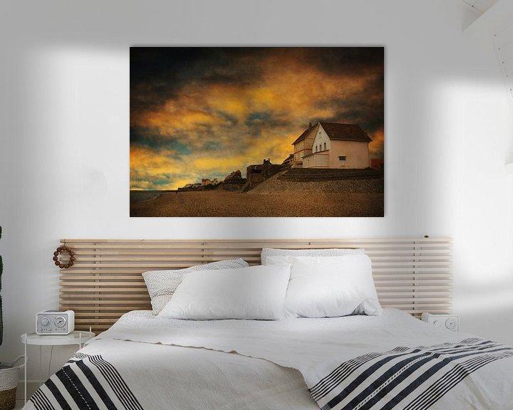 Impression: Avondstemming langs de Opaalkust sur Tejo Coen