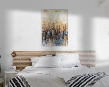 Abstrakte Ewigkeit von Atelier Paint-Ing