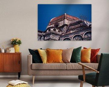 Kathedrale von Santa Maria del Fiore von Luca Cantrijn